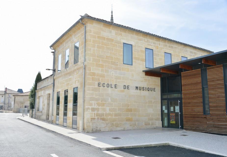 Cole de musique jean louis boscq coutras site - Piscine municipale pessac ...