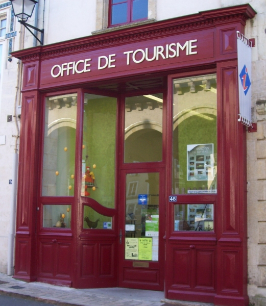 Office de tourisme airvault site officiel de la commune - Office du tourisme la souterraine ...