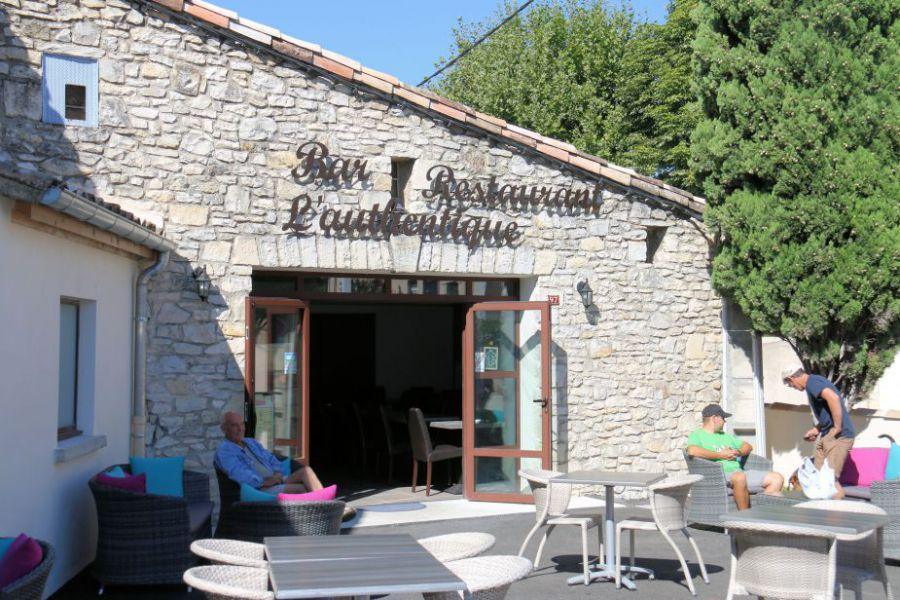 Restaurant Saint Marcel Les Sauzet