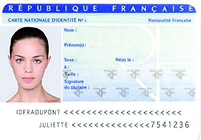 Bien-aimé Carte nationale d'identité - Sizun - Site officiel de la commune RO45