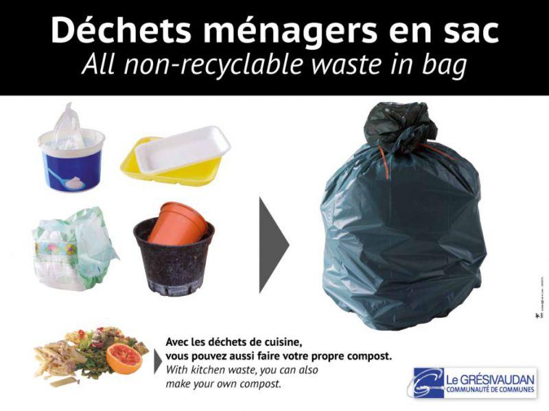 Bien connu Trions nos déchets - Villard-Bonnot - Site officiel de la commune TP91