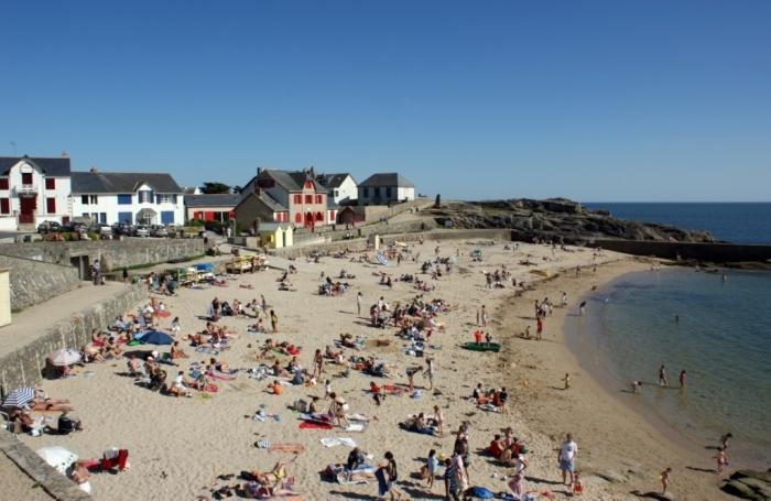 Les plages batz sur mer site officiel de la commune - Office du tourisme batz sur mer ...