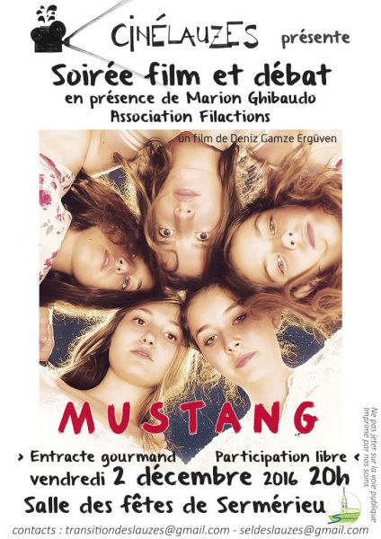 affiche film : Mustang