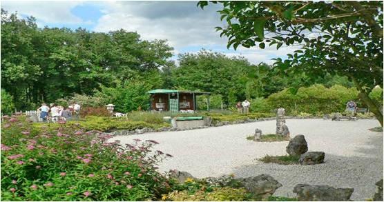 Image Jardin Zen jardin zen - montvendre - site officiel de la commune