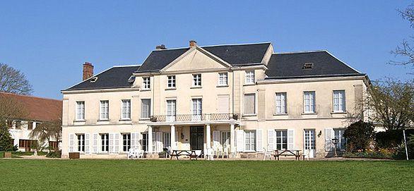 Le ch teau de sainte marguerite trie ch teau site for Piscine trie chateau