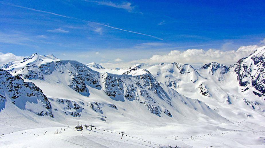 location ski goulier