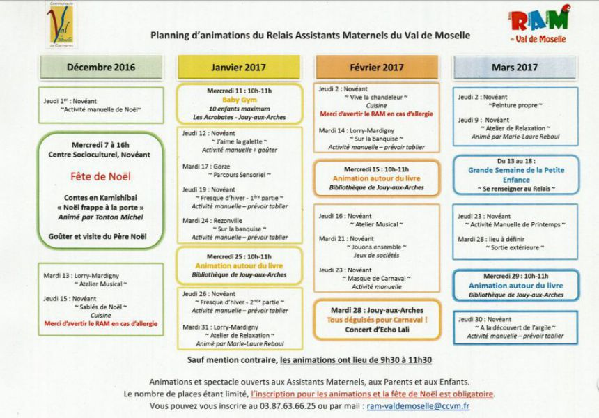 Super Assistance maternelle - Corny-sur-Moselle - Site officiel de la  AF78