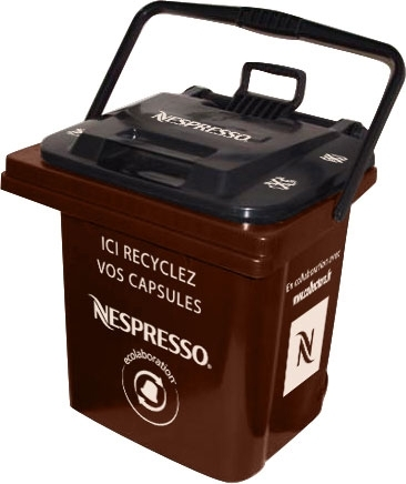 Capsules de caf nespresso mortcerf site officiel de la commune - Recyclage capsules nespresso points de collecte ...